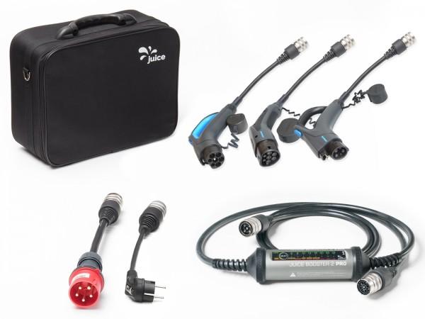 Basic Set with CEE 7/7 Schuko plug | JUICE BOOSTER 2 Pro