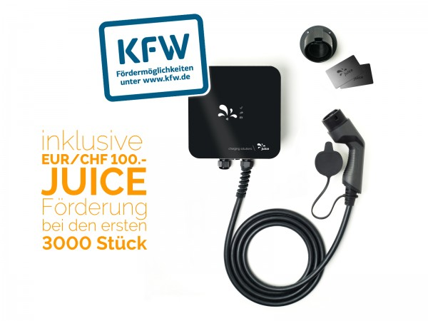 JUICE CHARGER me   11-kW version